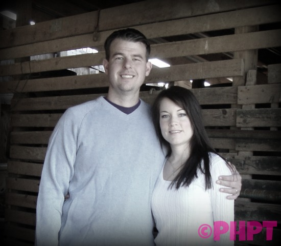 Chad and Taylor 2011