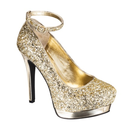 Varuni Blingy Pump