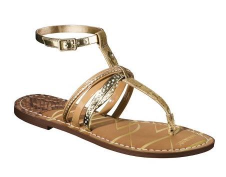 Sam & Libby Kylie Strappy Thong Sandal