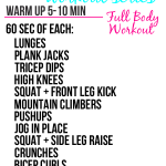 Full Body Workout #6