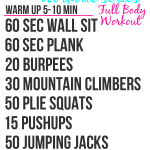 Full Body Workout #8