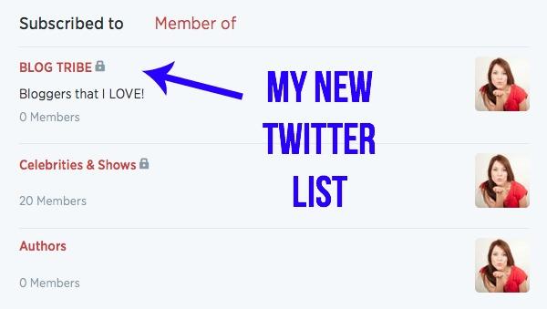 Twitter Lists 4