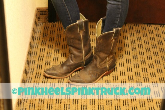 TCU Cowboy Boots for Women