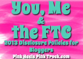 Blogging Edumacation – New 2013 FTC Disclosure Policies for Bloggers