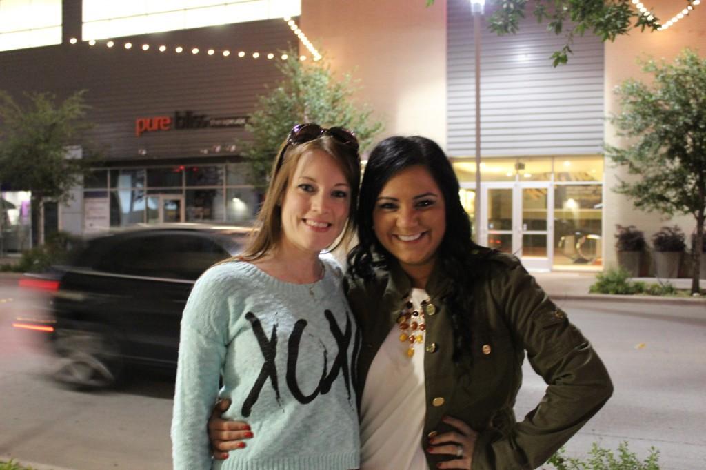 Taylor and Becka
