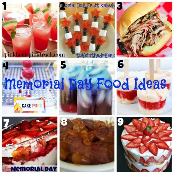 Last Minute Memorial Day Ideas