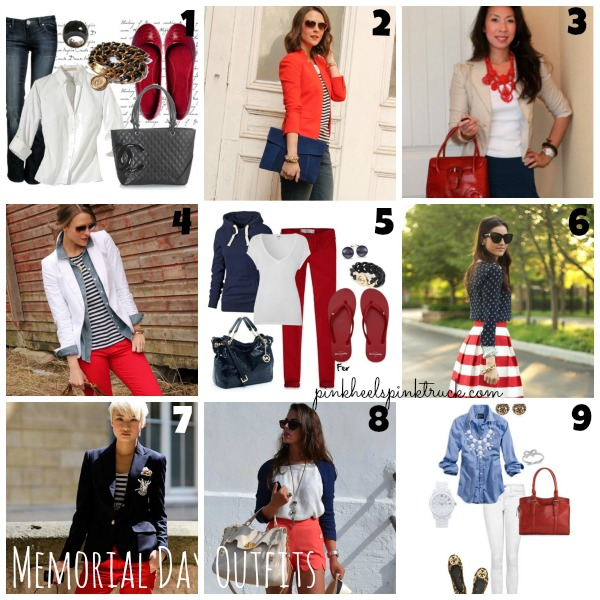Memorial Day Outfit Inspiration