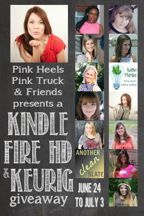 Kindle Fire and Keurig Giveaway