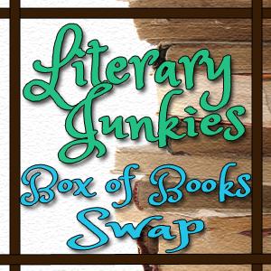 Literary Junkies Box of Books Swap!!