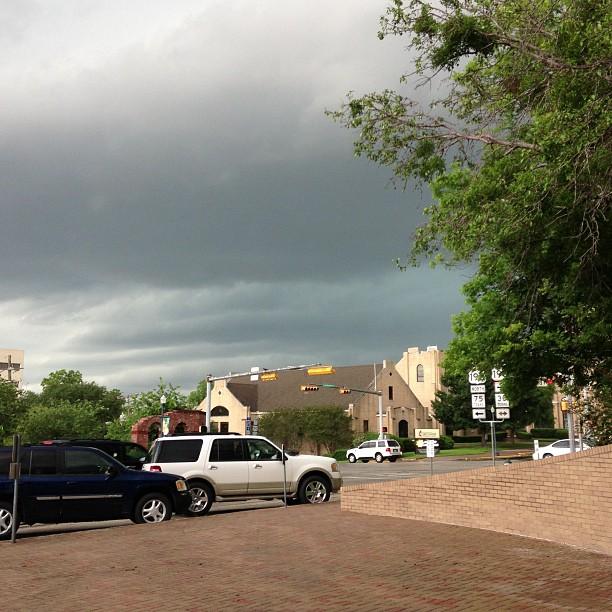 Nasty Texas storm