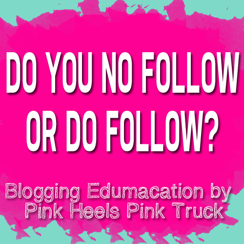 #bloggingedumacation – No Follow Code