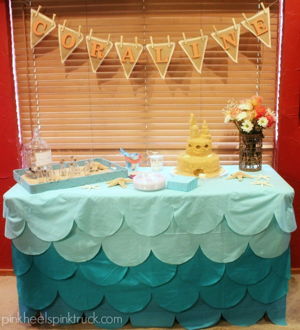 Beach Baby Shower 2