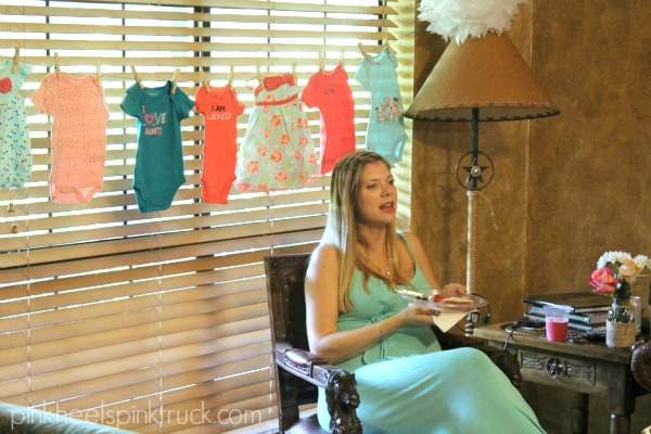 Beach Themed Baby Shower 6