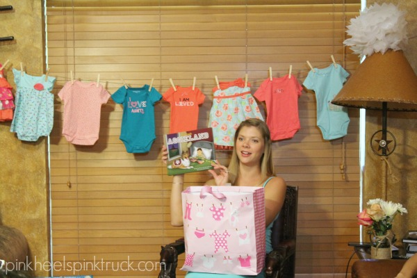 Beach Themed Baby Shower 7
