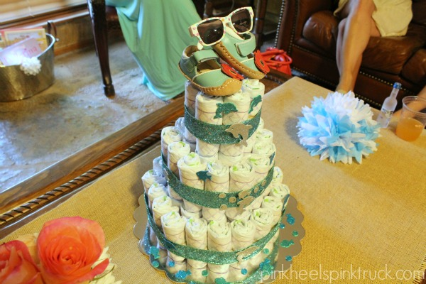 Beach Themed Baby Shower 9