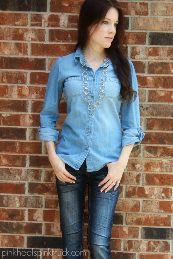 Chambray and Denim 3