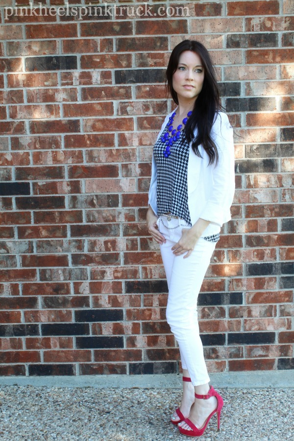 White and Houndstooth 3