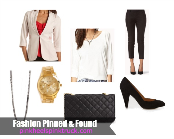 Fashion Pinned and Found: Classy and Chic