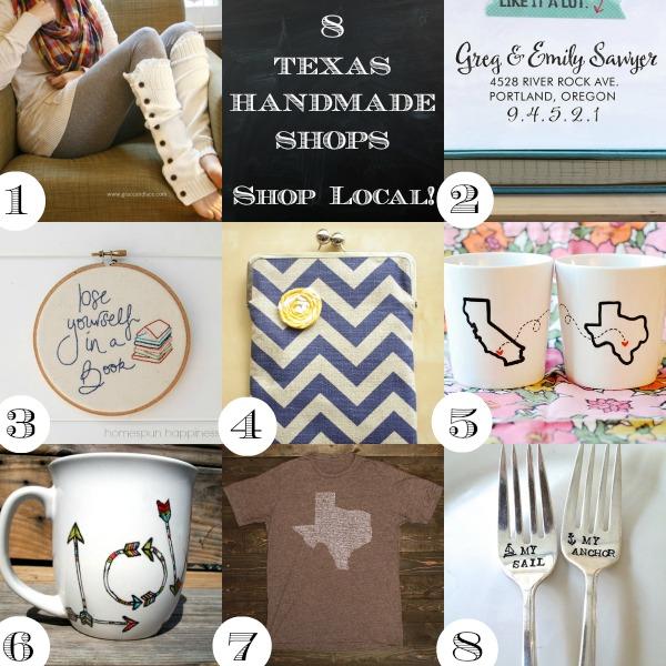 Texas Handmade Shops