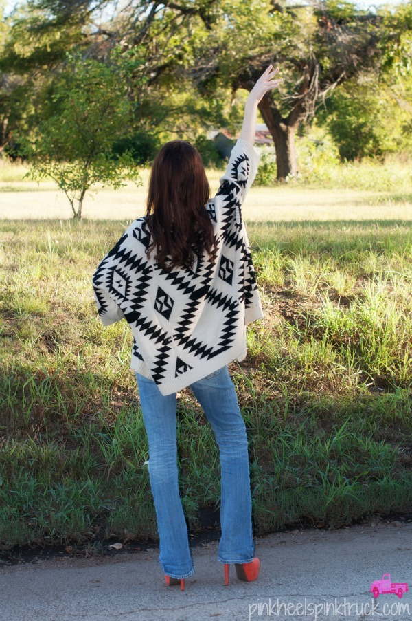 Aztec Cardigan from Threads and Souls