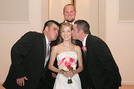 Me with the groomsmen