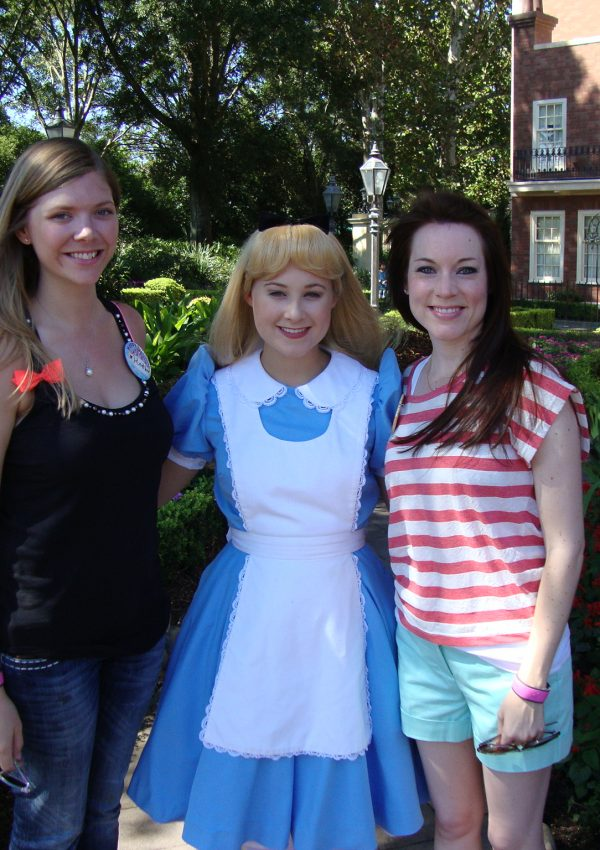 Hello Disney World