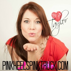 Taylor @ Pink Heels Pink Truck
