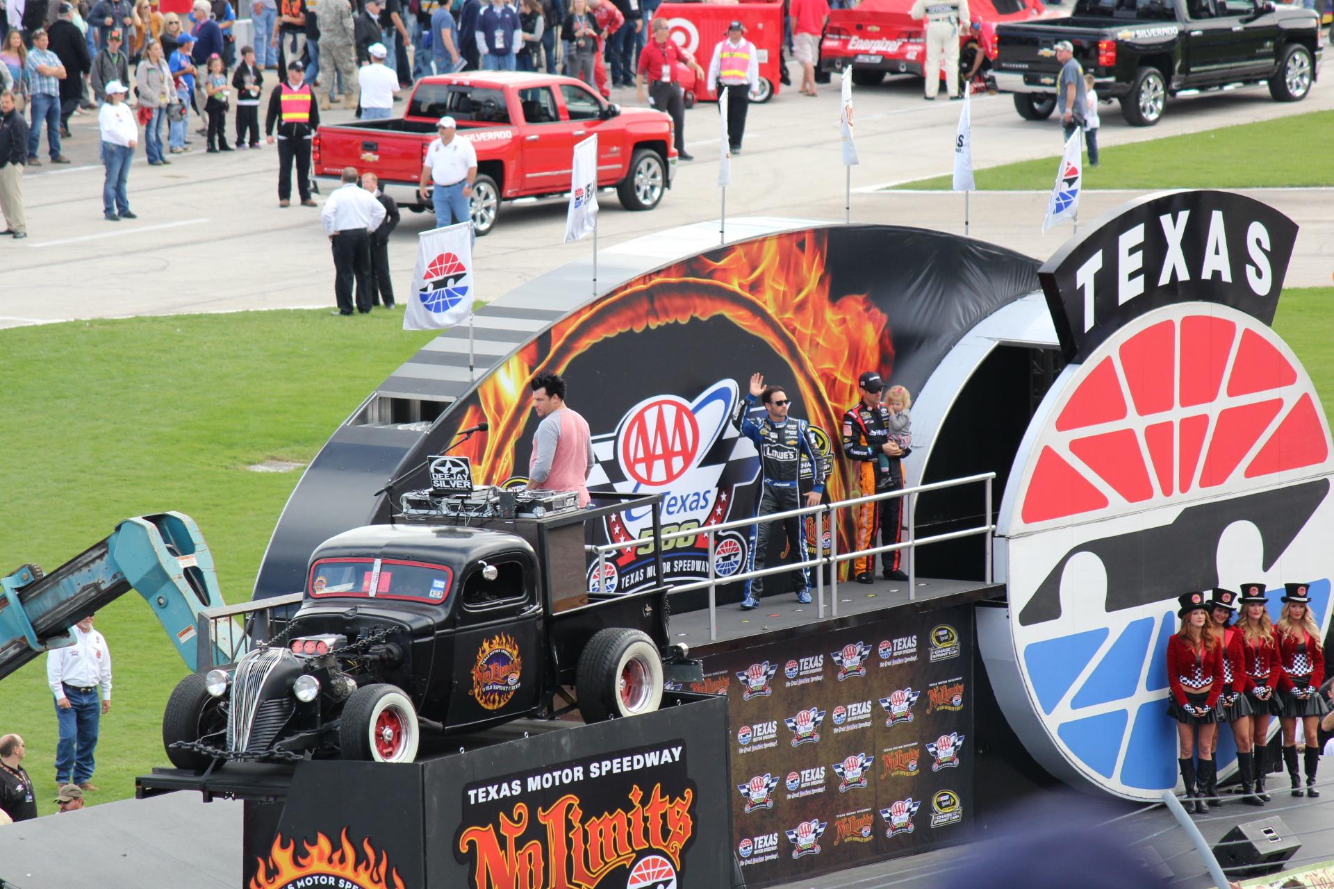 Nascar AAA 500 at Texas Motor Speedway