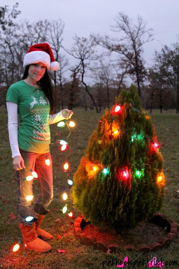 Skip N Whistle's Ugly Christmas Sweater Tshirt