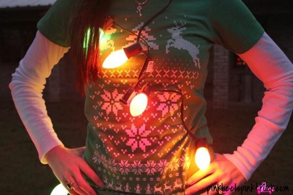 Skip N Whistle Ugly Christmas Sweater
