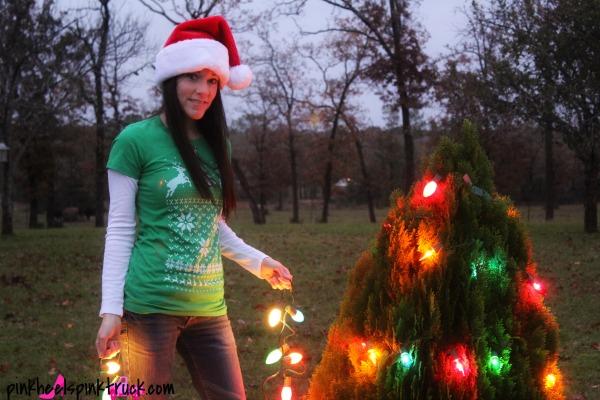 Skip N' Whistle Ugly Christmas Sweater tshirt
