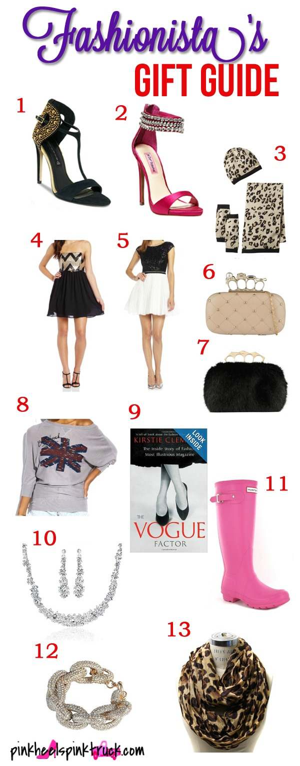 Fashionistas Gift Guide