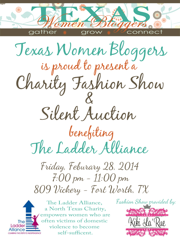 TXWB Charity Fashion Show