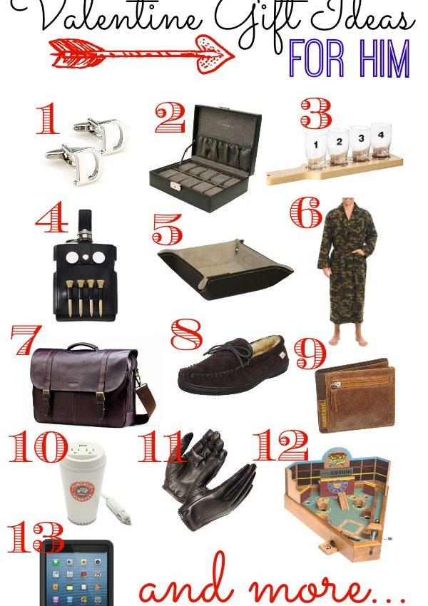 50 Valentine Gift Ideas for Him