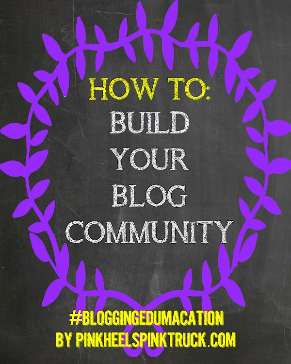 Build Blog Community