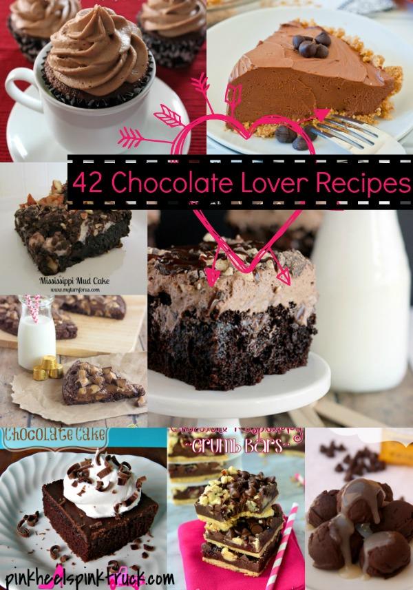Chocolate Lovers Recipe Roundup