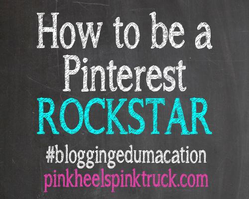 Pinterest Rockstar