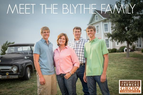 Meet the Blythe Family Americas Farmers