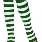 St Patrick's Day Leg Warmers