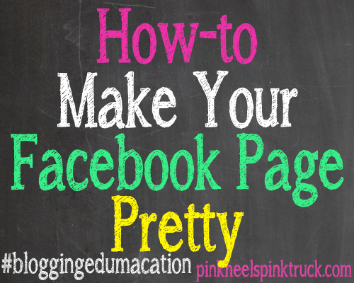 How to Customize Your Facebook Page