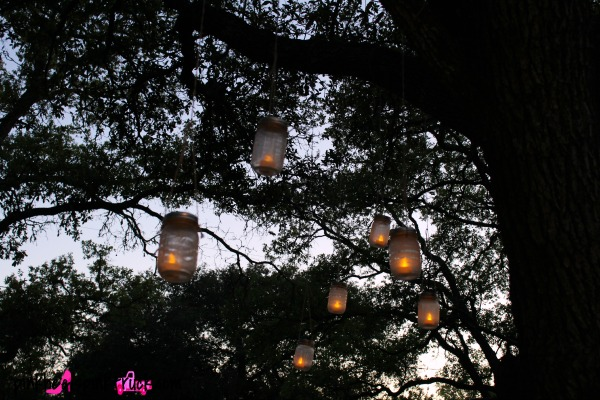 Mason Jar Hanging Lanterns 11