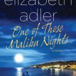 One of those Malibu Nights by Elizabeth Adler