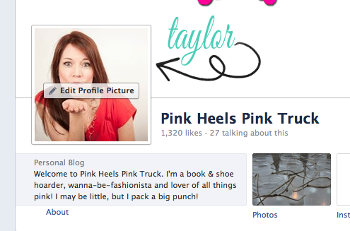 FB Profile Picture change