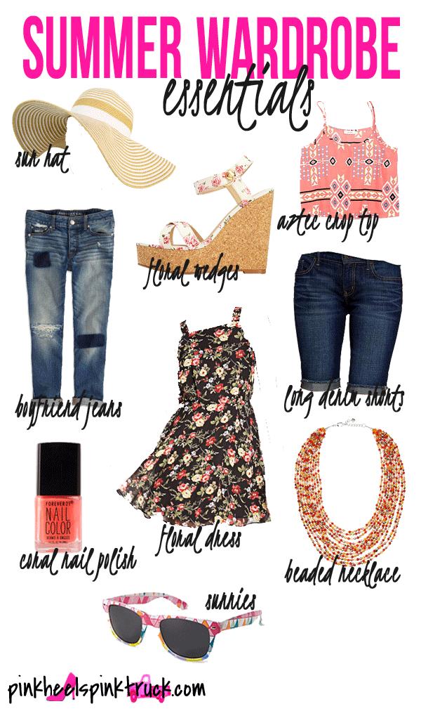 Summer-Wardrobe-Essentials