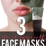 3 DIY Face Masks: #BEAUTYFORLESS