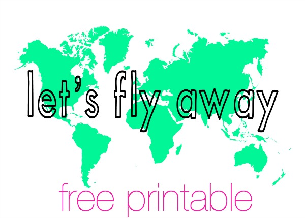 Lets Fly Away GREEN