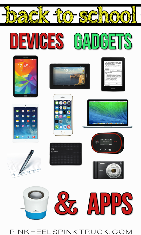 Back to School Gadgets
