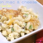 Love Roasted Hatch Green Chiles? How about Mac & Cheese? Then you'll love this Bacon Mac & Cheese with Roasted Green Chiles