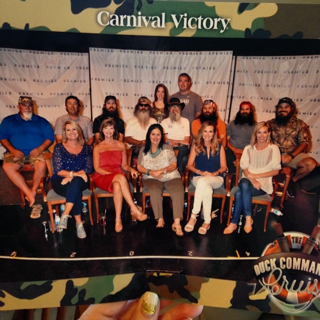 Duck Commander Family Pic