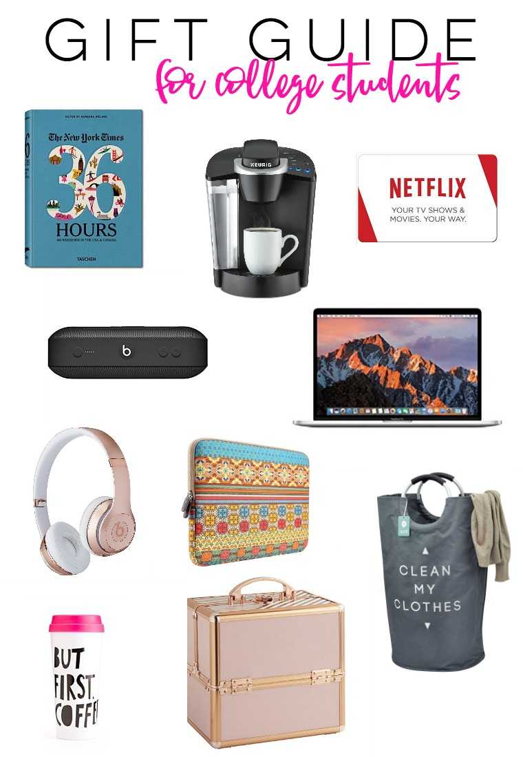 Christmas Gifts For College Students.Gift Guide For College Students Taylor Bradford